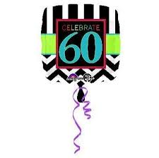 celebrate 60 birthday 60th birthday party supplies party supplies perth balloon world