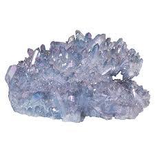 aura crystals aqua aura quartz crystal 01 massive aqua aura crystal cluster the
