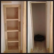 furniture home secret door bookcase modern elegant 2017