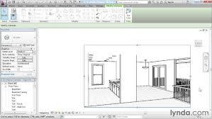 Creating An Interior Camera Revit Architecture House Design