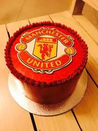 image result for manchester united cake soccer bday party