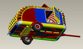 Teardrop Trailer Plans Free by The Tinkers Workshop Teardrop Trailer Holy Grail Project