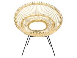 chaise rotin conforama fauteuil en rotin tressé hawai coloris naturel vente de tous les