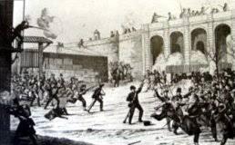 Bombardeo Barcelona 1842