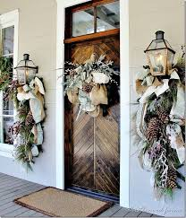 christmas home decor pinterest 344 best front door decor images on pinterest exterior homes my