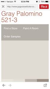 downstairs and hallway paint color ppg gray palomino 521 3