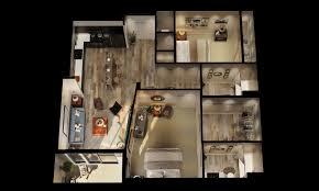 remington row view second floor