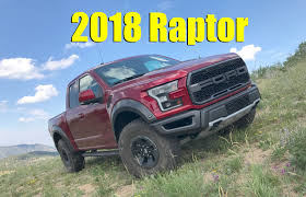 2018 ford raptor changes new colors new tailgate and price