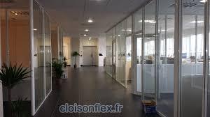 porte de bureau vitr cloison verriere lapeyre avec cloison verre atelier free cloison