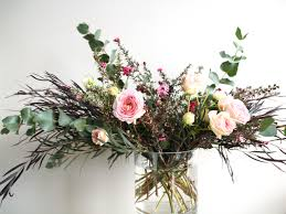 beautiful flower arrangements an with the flower subscription service delivering the