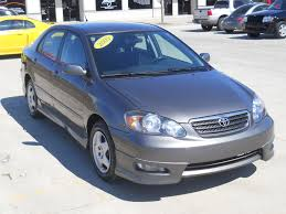 2005 toyota corolla s 5 speed manual gas saver shelby twp