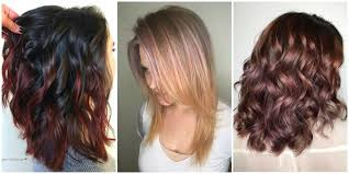 Cherry Bomb Hair Color 15 Subtle Hair Color Ideas 15 Ways To Add A Pretty Touch Of