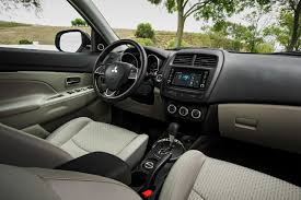 mitsubishi outlander sport 2015 interior 2015 laas mitsubishi outlander sport facelifted for 2016 lowyat
