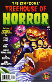the simpsons u0027 treehouse of horror 14 simpsons wiki fandom