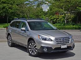 2016 subaru outback 2 5i limited 2016 subaru outback 2 5i limited road test review carcostcanada