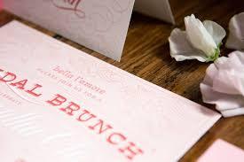 bridal brunch favors how to host a bridal shower brunch for 50 or united with