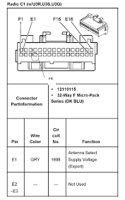 2003 chevy avalanche bose stereo wiring diagram wiring diagram