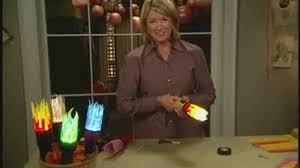 video glow in the dark trick or treat bags martha stewart
