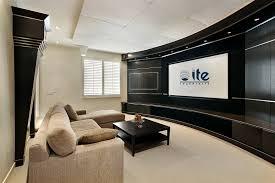 salon home cinema domotique multiroom intégrateur audio vidéo ite ingénierie