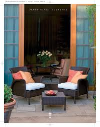 Krogers Patio Furniture by Furniture Inspiring Decoration With Janus Et Cie Outdoor