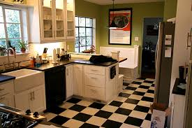 black and white tile kitchen ideas my home black and white kitchen tiling ideas