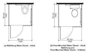 Ada Bathroom Dimensions Standard Bathroom Stall Dimensions Delightful On Bathroom And