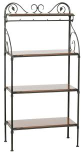 Baker Rack 70 Best Wall And Standing Shelving Images On Pinterest Home