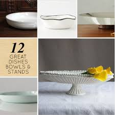 12 beautiful serving dishes bowls and stands u2013 design sponge