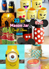 halloween mason jar crafts diy mason jar crafts 33 mason jar craft ideas even you can sell