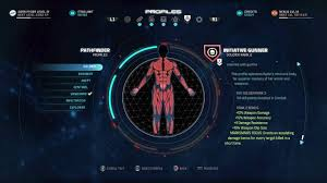 soldier character profiles mass effect andromeda game guide