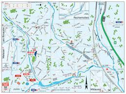 Italy Road Map by Maps Of Bardonecchia Ski Resort In Italy Sno