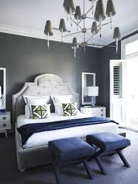 navy and grey bedroom show home design inside gray and navy