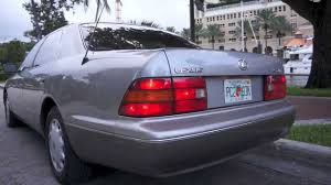 old lexus cars 1996 lexus ls400 for sale excellent condition only 97k miles 1