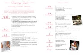 party planner contract template chic free wedding planner chic wedding planning guide a to z printable wedding planning