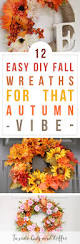 12 easy diy fall wreaths for that autumn vibe tuxedo cats and coffee