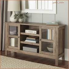 Storage Console Table Modern Farmhouse Storage Console Table Cabinet Sideboard Weathered