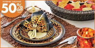 cheetah print party supplies safari chic leopard print party supplies party city cake