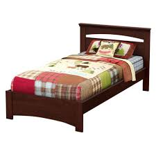 south shore sweet morning twin wood kids bed 3246189 the home depot