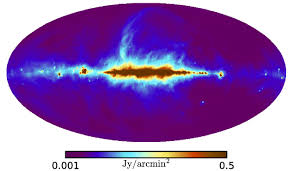 Milky Way Map Highlight July 2017 Max Planck Institute For Astrophysics
