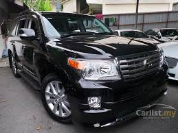 2015 toyota land cruiser toyota land cruiser 2015 4 7 in kuala lumpur automatic suv black