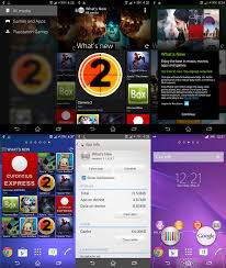 whats an apk install sony what s new 1 1 a 0 1 app from xperia z2