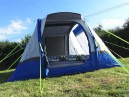 Camper Van Awnings Olpro Breeze Inflatable Campervan Awnings Youtube