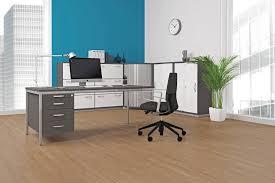 Schreibtisch Lang Und Schmal Geramöbel Schreibtisch 4 Fuß Eco Graphit Möbel Letz Ihr Online
