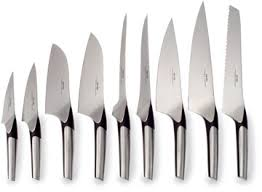 designer kitchen knives trio orca kitchen knives international design awards