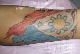 immortal tattoo manila philippines by frank ibanez jr filipino