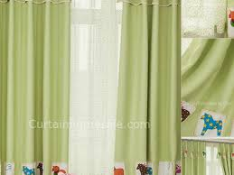 decoration curtains for kids rooms savouring white girly