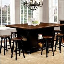 Dining Room Table With Wine Rack Dining Table With Wine Rack Wayfair