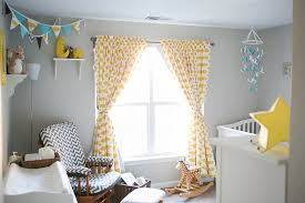 Room Darkening Curtains For Nursery Striking Blackout Curtains For The Nursery Homesfeed