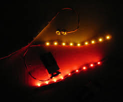 led strip projects