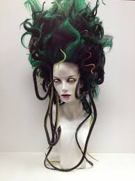 medusa hair costume medusa wig halloween holy crap this is awesome crafts